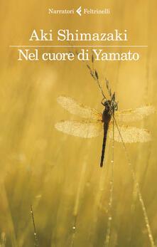 Nel cuore di Yamato - Aki Shimazaki - copertina