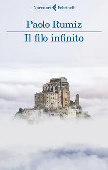 Il filo infinito - Paolo Rumiz - copertina