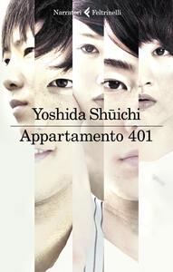 Appartamento 401 - Shuichi Yoshida - copertina