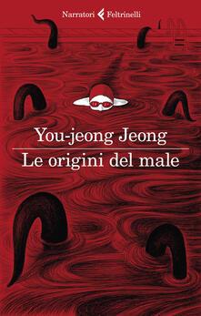 Le origini del male - You-jeong Jeong - copertina