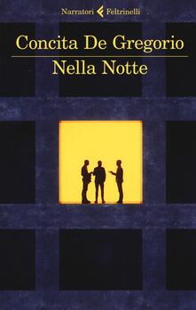 Nella Notte - Concita De Gregorio - copertina