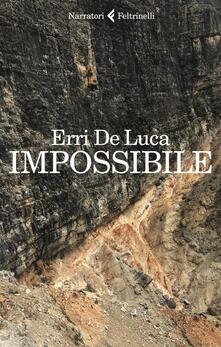 Impossibile - Erri De Luca - copertina