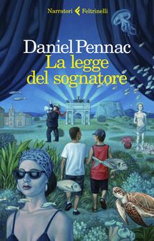 La legge del sognatore - Daniel Pennac - copertina