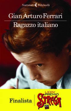 Libro Ragazzo italiano Gian Arturo Ferrari