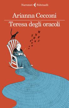 Teresa degli oracoli - Arianna Cecconi - copertina