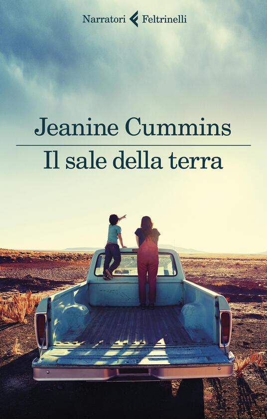 Il sale della terra - Jeanine Cummins - copertina