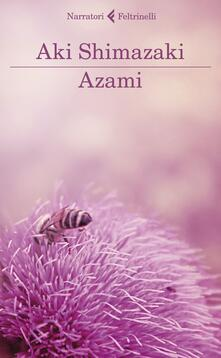 Azami - Aki Shimazaki - copertina