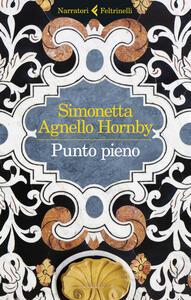 Libro Punto pieno Simonetta Agnello Hornby