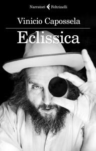 Libro Eclissica Vinicio Capossela