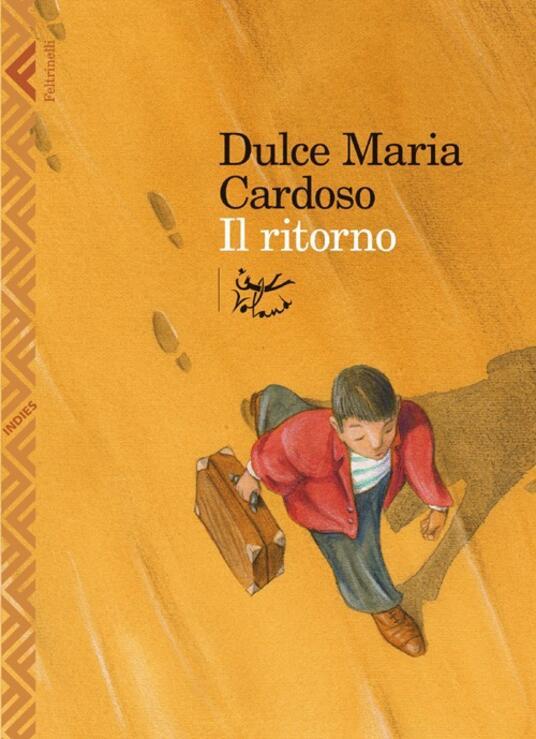 Il ritorno - Dulce Maria Cardoso - copertina