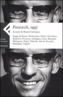 Festivalpatudocanario.es Foucault, oggi Image