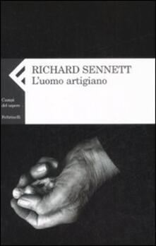 L' uomo artigiano - Richard Sennett - copertina