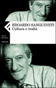 Cultura e realtà