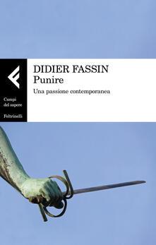 Librisulladiversita.it Punire. Una passione contemporanea Image