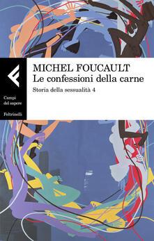 Listadelpopolo.it Storia della sessualità. Vol. 4: confessioni della carne, Le. Image