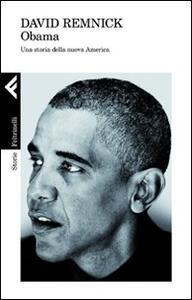 Obama. Una storia della nuova America - David Remnick - copertina