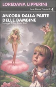 Ancora dalla parte delle bambine - Loredana Lipperini - copertina