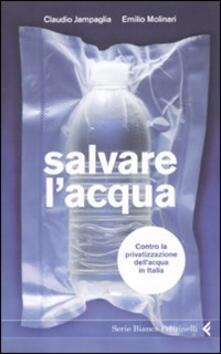 Steamcon.it Salvare l'acqua. Contro la privatizzazione dell'acqua in Italia Image