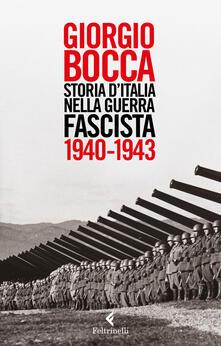 Listadelpopolo.it Storia d'Italia nella guerra fascista (1940-1943) Image