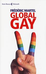 Libro Global gay Frédéric Martel