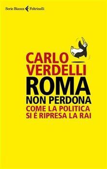 Squillogame.it Roma non perdona. Come la politica si è ripresa la RAI Image