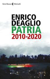 Copertina  Patria 2010-2020