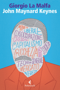 Libro John Maynard Keynes Giorgio La Malfa