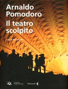 Filmarelalterita.it Arnaldo Pomodoro. Il teatro scolpito Image