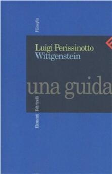 Radiospeed.it Wittgenstein. Una guida Image