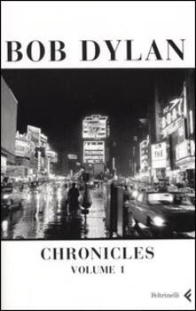 Chronicles. Vol. 1 - Bob Dylan - copertina