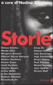 Libro Storie