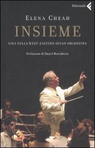 Insieme. Voci della West-Eastern Divan Orchestra