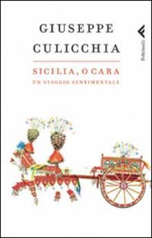 Lpgcsostenible.es Sicilia, o cara. Un viaggio sentimentale Image