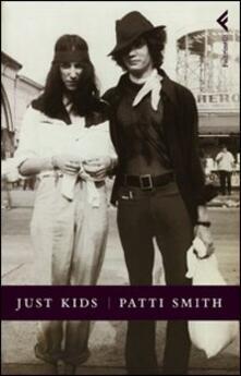 Just kids - Patti Smith - copertina