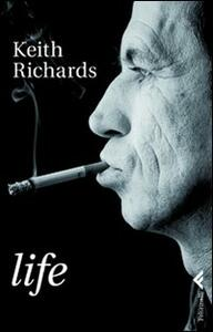 Life - Keith Richards,James Fox - copertina
