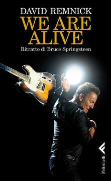 Criticalwinenotav.it We are alive. Ritratto di Bruce Springsteen Image