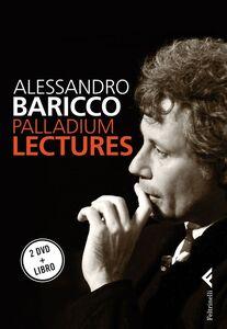 Foto Cover di Palladium lectures. 2 DVD. Con libro, Libro di Alessandro Baricco, edito da Feltrinelli