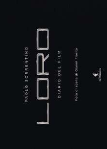 Ipabsantonioabatetrino.it Loro. Diario del Film Image