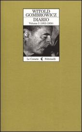 Diario. Vol. 1: 1953-1958.