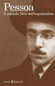 Il secondo libro dell'inquietudine - Fernando Pessoa - copertina