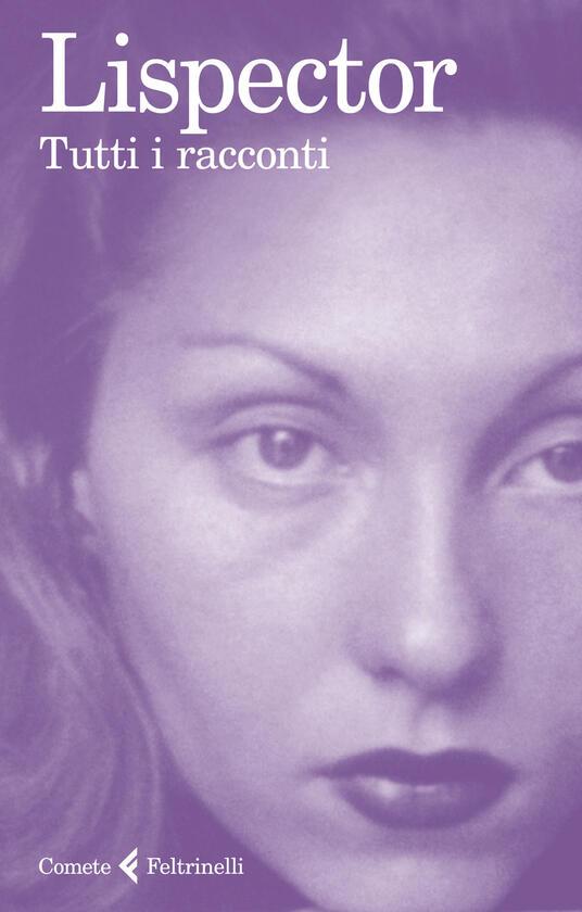 Tutti i racconti - Clarice Lispector - copertina