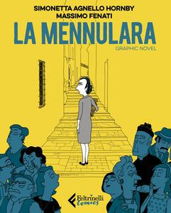 La Mennulara - Simonetta Agnello Hornby,Massimo Fenati - copertina