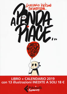 Letterarioprimopiano.it A Panda piace. Con Calendario Image