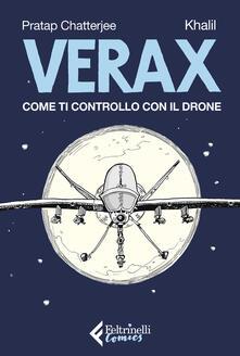 Filippodegasperi.it Verax. Come ti controllo con il drone Image