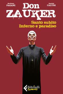Grandtoureventi.it Santo subito-Inferno e paradiso. Don Zauker Image