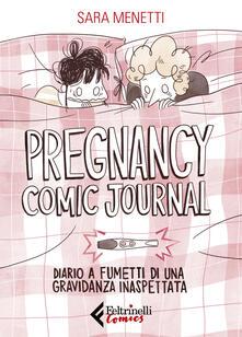 Pregnancy comic journal. Diario a fumetti di una gravidanza inaspettata.pdf
