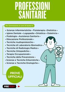 Libro Professioni sanitarie. Prove ufficiali