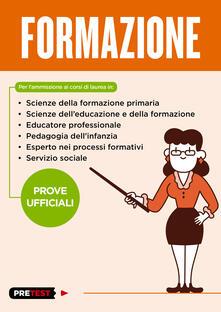 Premioquesti.it Formazione. Prove ufficiali Image