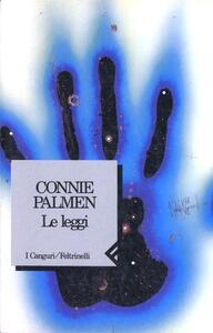 Le leggi - Connie Palmen - copertina