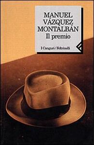 Il premio - Manuel Vázquez Montalbán - copertina